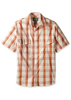 Woolrich Men's Desert View Modern Fit Shirt