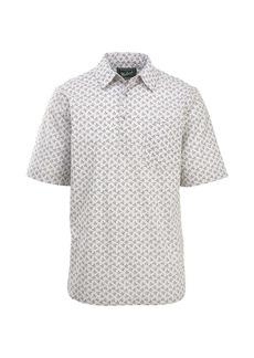 Woolrich Men's Echo Rich Midway Printed Shirt