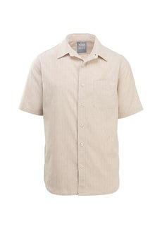Woolrich Men's Eco Rich Hemp II SS Shirt