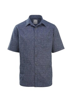 Woolrich Men's Eco Rich Hemp II SS Shirt