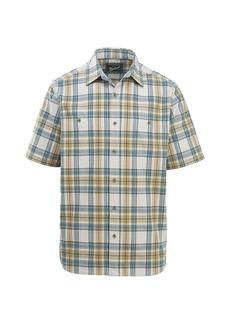 Woolrich Men's Eco Rich Midway Yarn-Dye Shirt