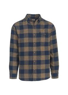 Woolrich Men's Eco Rich Twisted Rich Shirt