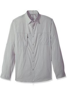Woolrich Men's Expedition Canyon Convertible Modern Fit Shirt