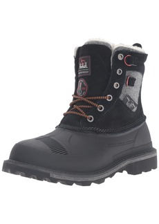 Woolrich Men's Fully Wooly Lace Snow Boot
