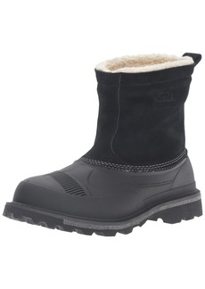 Woolrich Men's Fully Wooly Slip Snow Boot   M US