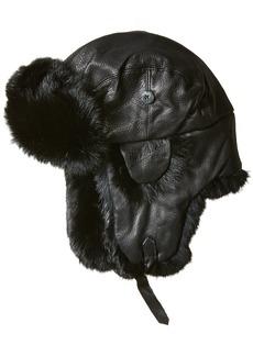Woolrich Men's Fur Aviator Hat