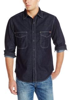 Woolrich Men's Hemlock Denim Shirt
