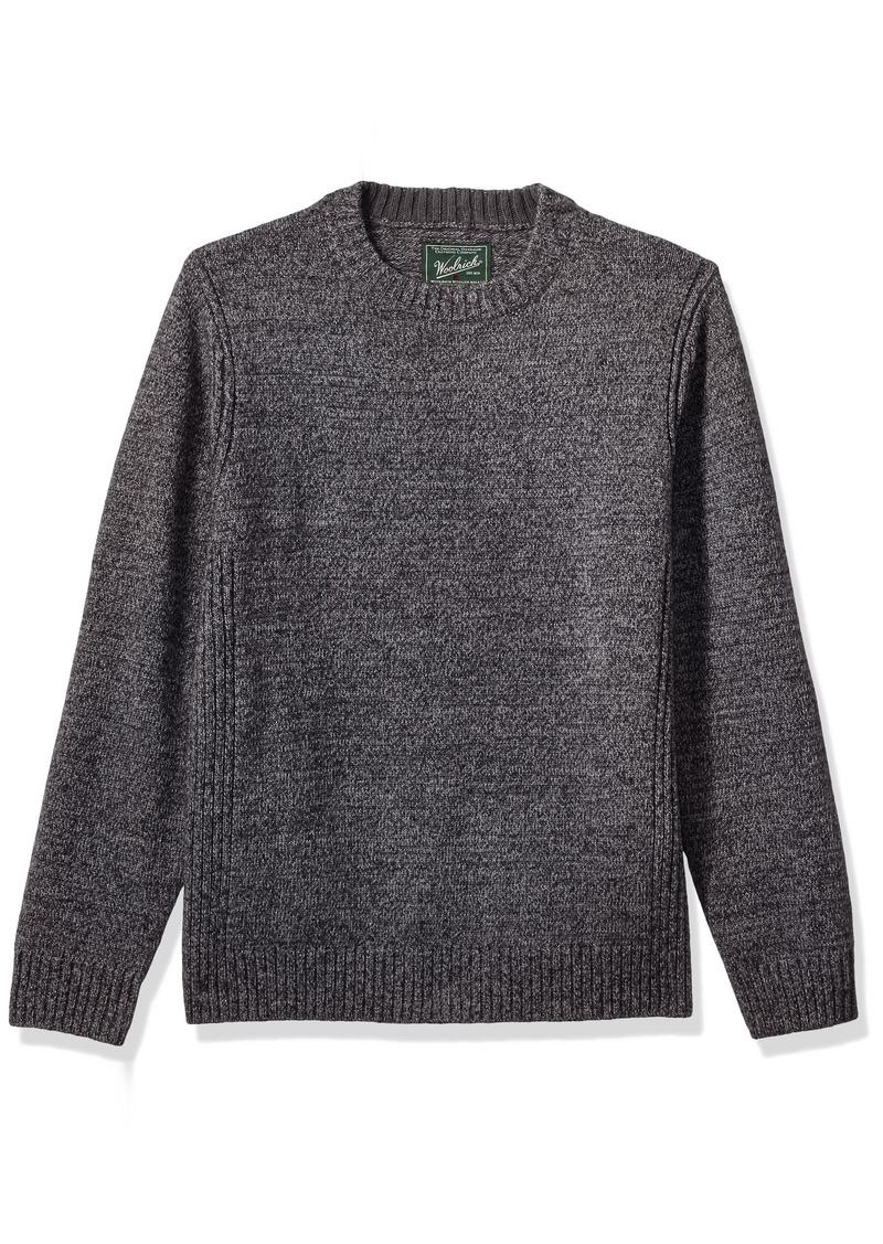 Woolrich Men's Kennebeck Shetland Wool Crew Ii Sweater  XXLarge