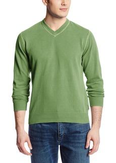 Woolrich Men's Lightweight First Forks V-Neck Sweater