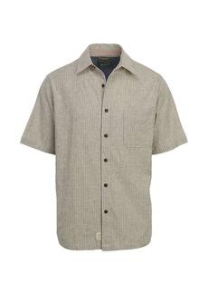 Woolrich Men's Mainroad Eco Rich Short Sleeve Modern Shirt
