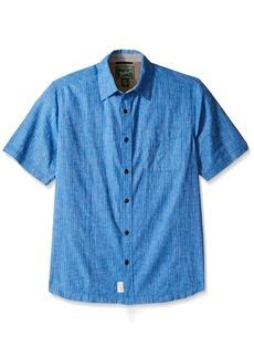 Woolrich Men's Mainroad Eco Rich Short Sleeve Shirt