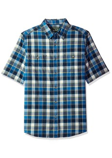 Woolrich Men's Midway Yarn-Dye Modern Fit Shirt