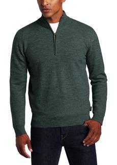 Woolrich Men's Navigator Half Zip Sweater