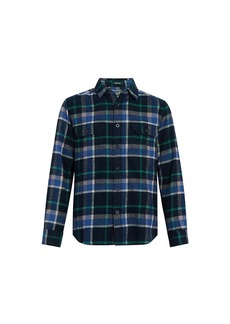 Woolrich Men's Oxbow Bend Classic Flannel Shirt