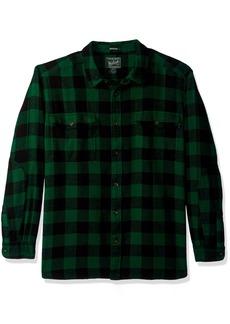 Woolrich Men's Oxbow Bend Flannel Shirt  XXLarge
