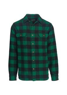 Woolrich Men's Oxbow Bend Modern Flannel Shirt