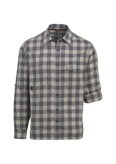 Woolrich Men's Performance Convertible Modern Shirt