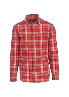 Woolrich Men's Red Creek Long Sleeve Shirt II