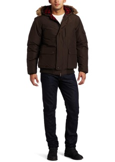 Woolrich Men's Rescue Jacket Dark Wood