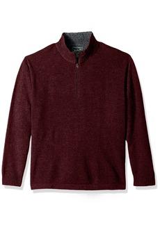 Woolrich Men's Rocky Oaks Lambswool Half Zip Sweater  XXLarge