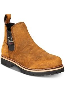 Woolrich Men's Skookum Waterproof Leather Chelsea Boots Men's Shoes