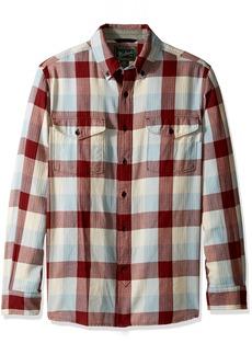 Woolrich Men's Stone Rapids Eco Rich Modern Fit Shirt