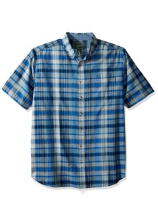 Woolrich Men's Tall Size Timberline Shirt Long  X-Large