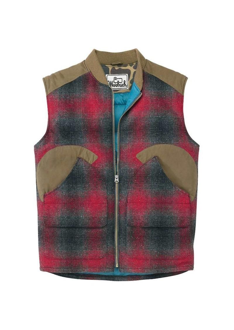 Woolrich Men's The Mix-Up Down Vest