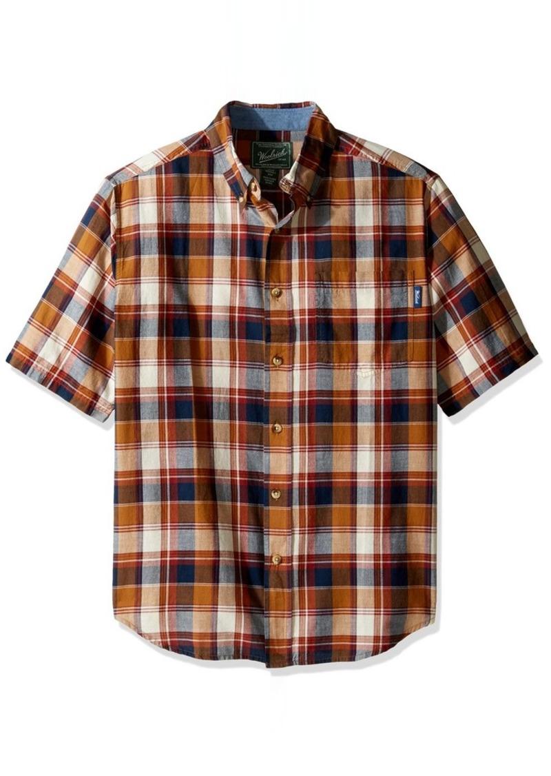 db3d0fec9df466 Woolrich Woolrich Men's Timberline Shirt