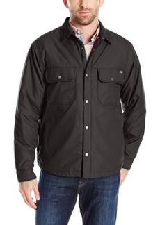 Woolrich Men's Trout Run Flannel Lined Shirt Jac Outerwear  XXLarge
