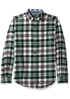 Woolrich Men's Trout Run Flannel Shirt Modern Fit  XXLarge