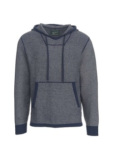 Woolrich Men's Twill Baja Sweater