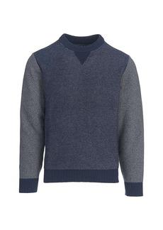 Woolrich Men's Twill Sweatshirt