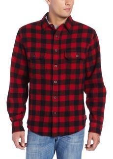 Woolrich Men's Wool Buffalo Shirt