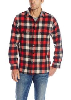 Woolrich Modern Fit Wool Buffalo Shirt