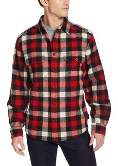 Woolrich Men's Wool Buffalo Shirt  X-large