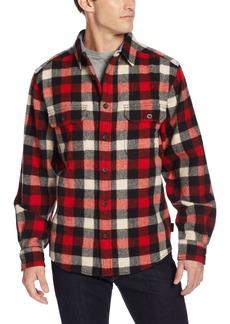 Woolrich Men's Wool Buffalo Shirt  XX-large
