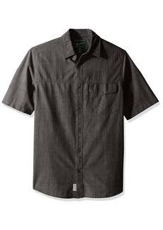 Woolrich Men's Zephyr Ridge Solid Modern Fit Shirt