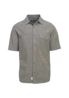 Woolrich Men's Zephyr Ridge Solid Modern Shirt