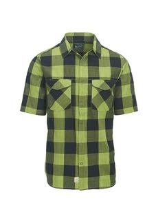 Woolrich Men's Zephyr Ridge Space Dye Modern Shirt