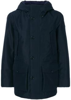 Woolrich padded parka jacket - Blue