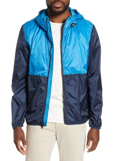 Woolrich South Bay Colorblock Hooded Windbreaker