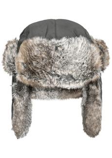 Woolrich Supplex Faux-Fur Trooper