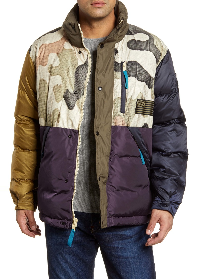 Woolrich x Griffin Second Life Down Puffer Jacket