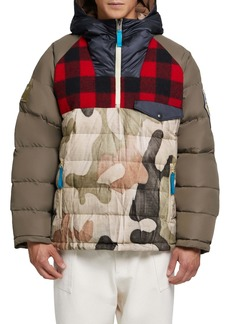 Woolrich x Griffin Second Life Quilted Anorak
