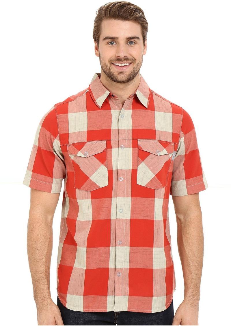 Woolrich Zephyr Ridge Space Dye Shirt Modern Fit