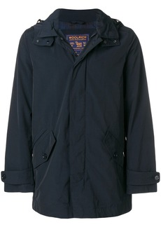 Woolrich zipped fitted jacket - Blue