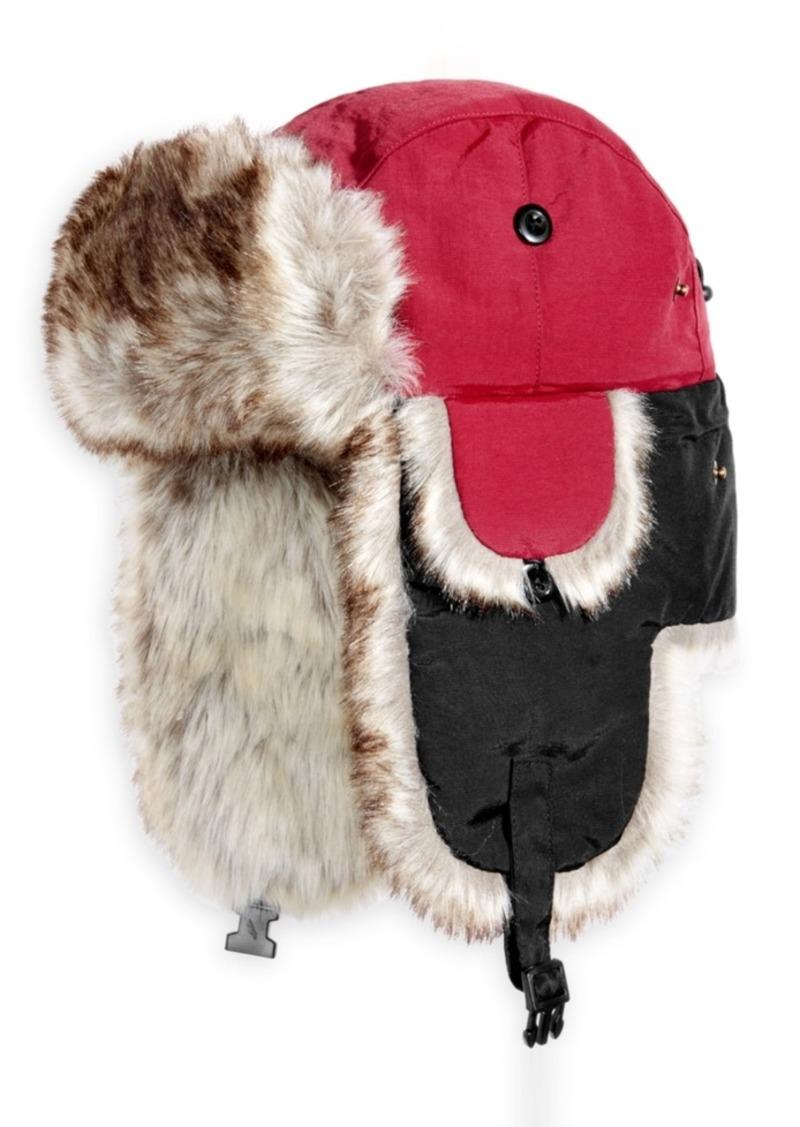 Greg Bourdy Mens Russian Faux Fur Hat 575031159395