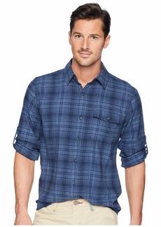 Woolrich Zen Hollow Convertible Sleeve Shirt