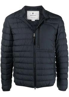 Woolrich zipped padded jacket